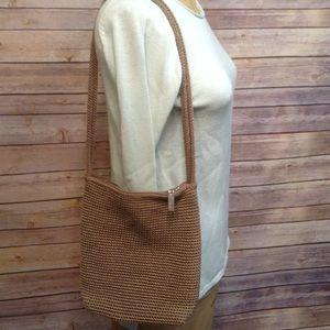 The Sak Crochet Bucket Bag